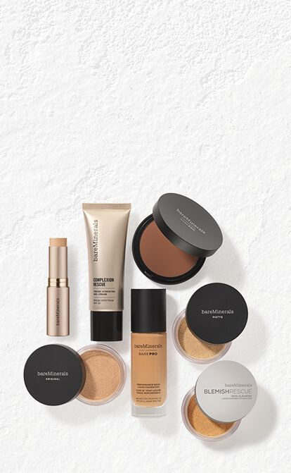 bc9c4fbb88f Foundation Shade Finder – Match Your Skin Tone | bareMinerals