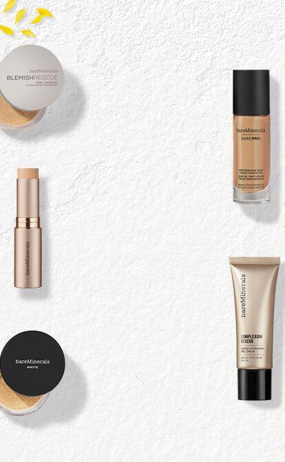 Foundation Shade Finder – Match Your Skin Tone | bareMinerals
