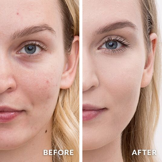 Image result for Pore Concealer before after