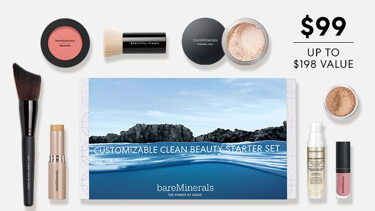 Mineral Makeup & Skincare Products | bareMinerals