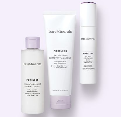 Mineral Makeup & Skincare Products   bareMinerals