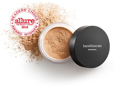 About Bareminerals Look Good Feel