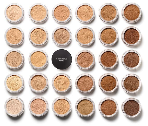 Clean Makeup: Loose Mineral Foundation