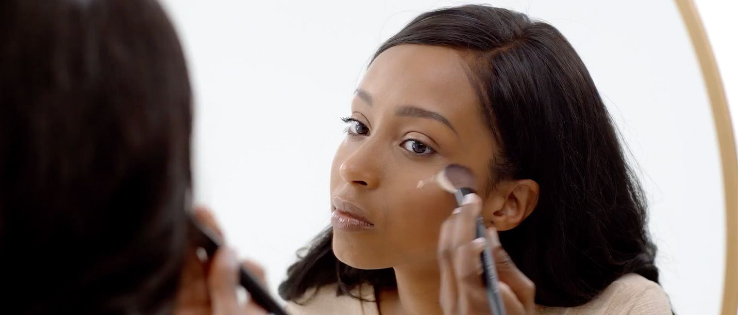 How To Apply Highlighter Makeup Tutorial Bareminerals Bareminerals